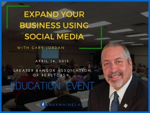 Expand You Business using Social Media